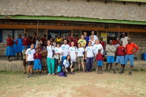 VOLUNTARIADO KENYA 2015